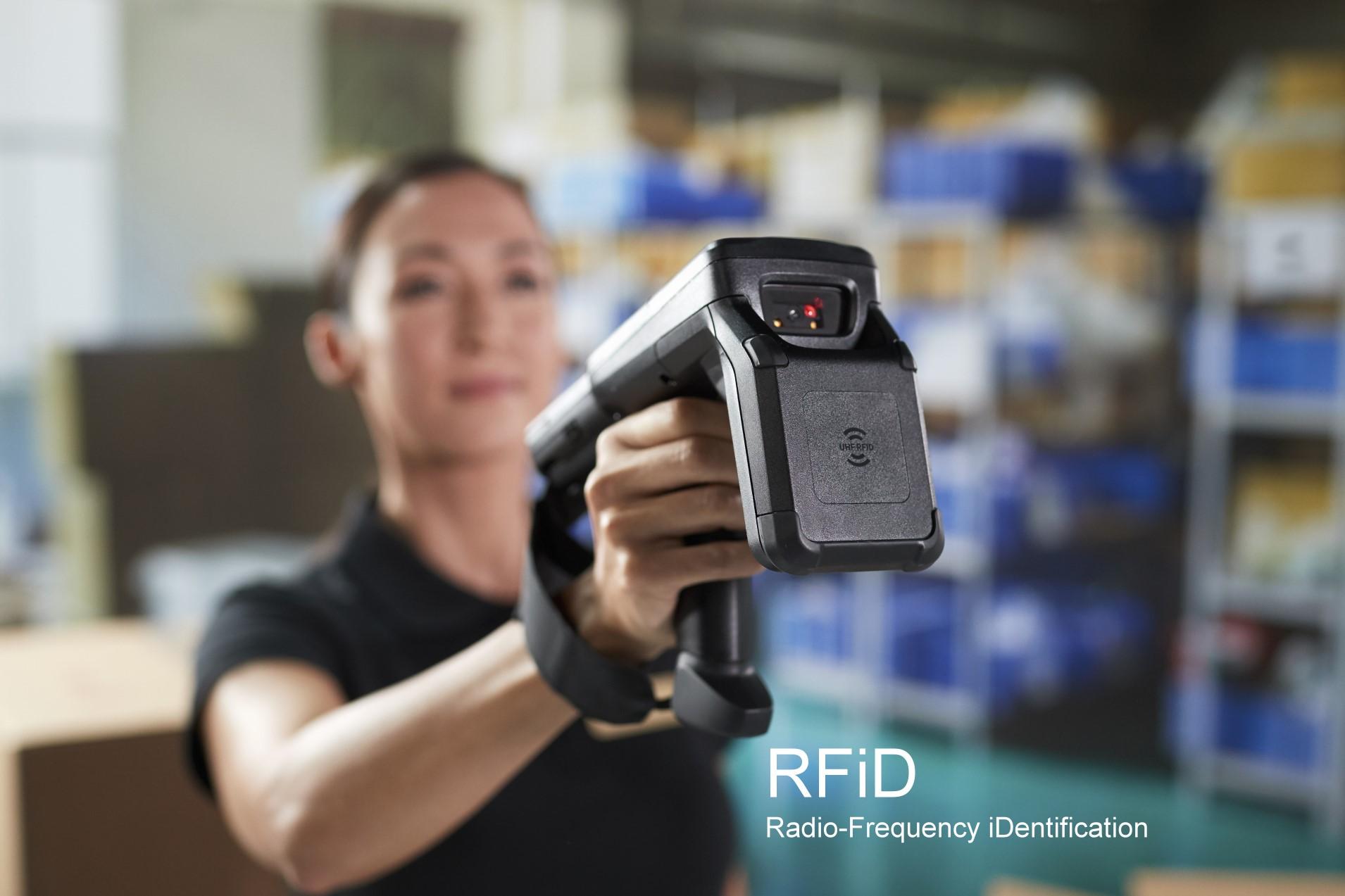 Zebra MC3330r-RFID