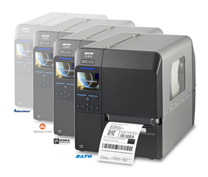 Sato 4NX - Smart Barcode Label Printer emulation