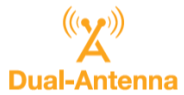 WiFi Diversity using two antennas
