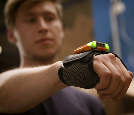 ProGlove wearable barcode scanner