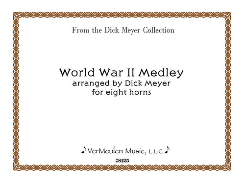World War II Medley