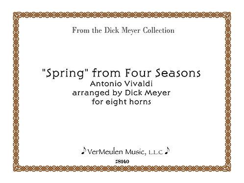 "Vivaldi's Spring from ""Four Seasons"""