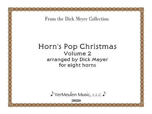 Horn's Pop Christmas Vol. 2