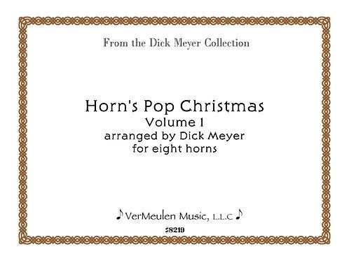 Horn's Pop Christmas Vol. 1