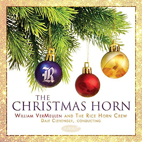 "Rice Horn Crew ""Christmas Horns"" CD"