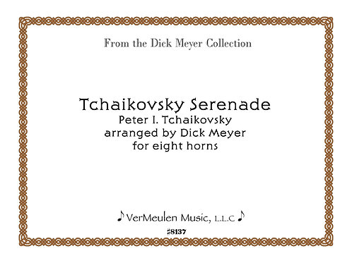 Tchaikovsky Serenade