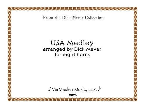 USA Medley