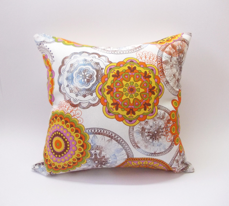 Diseño Mandalas Naranjo