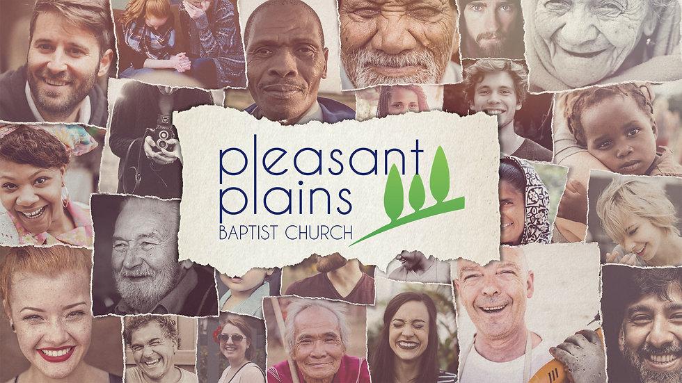 Pleasant Plains Logo (people)