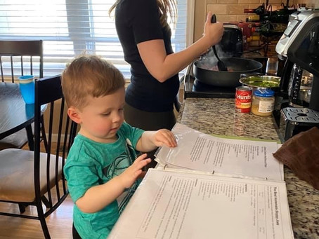 Writing a Grant? Don't Forget the Secret Ingredient.
