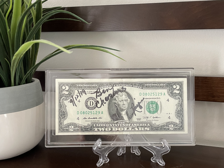 """My """"first dollar,"""" and what it taught me about resilience in fundraising"""