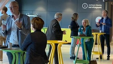 Impressie van de werkconferentie op 19 september jl.
