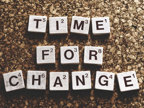 Change Is Simple But Not Easy