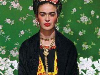 Frida Kahlo-Une artiste inspirante pour mes amours de tricots bébé colorés