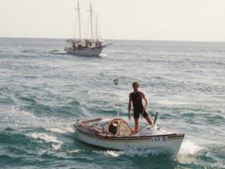 Conheça Amyr Klink: o brasileiro ilustre que foi a primeira pessoa a atravessar o Atlântico Sul a re