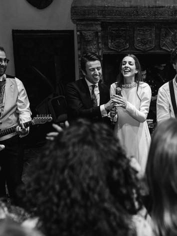 musica en directo boda