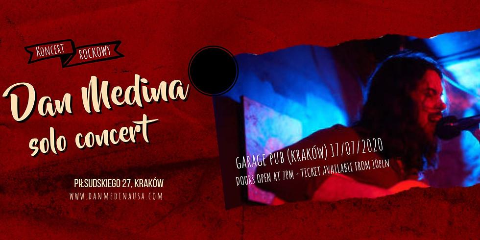 Dan Medina (solo concert)