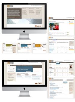 WFAF Website Redesign