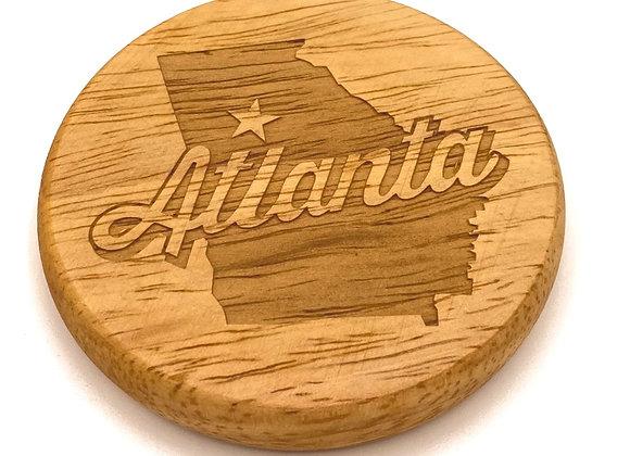 Atlanta bottle opener