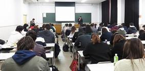 横浜市立大学講演