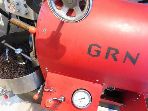GRN焙煎機