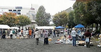 姫ノ島公園福祉バザー