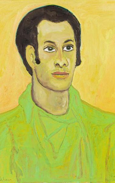 Portrait of Bernard Hassell c.1968