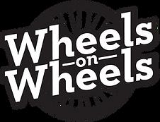 Wheels On Wheels Mobile Bike Repair Logo