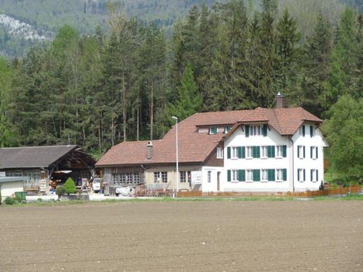 Zimmerei Flury, Matzendorf
