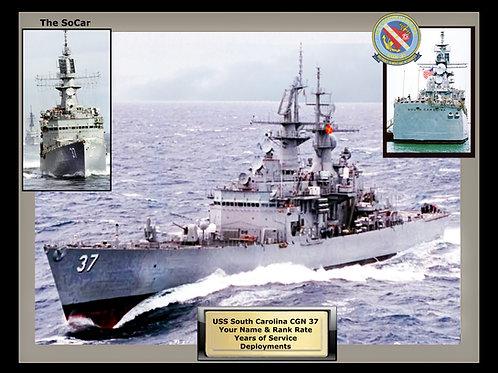 USS South Carolina CGN 37