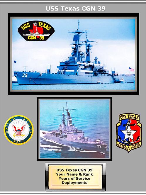 USS Texas CGN 39