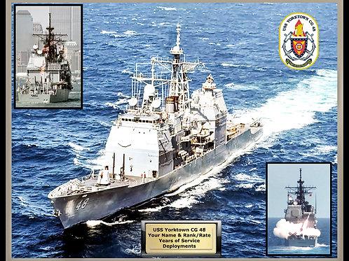 USS Yorktown CG 48