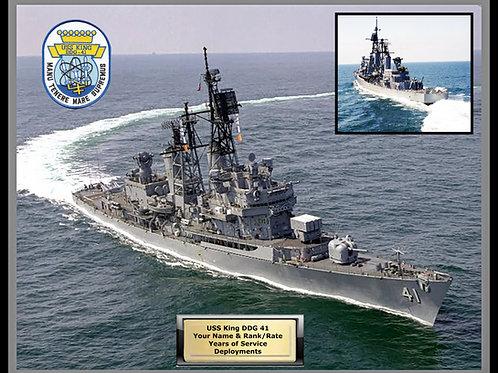 USS King DDG 41