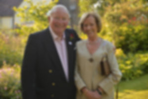 Clive and Sylvia Richards Lower Hope Gardens Hereford Cherry Orchard Barns luxury Barns