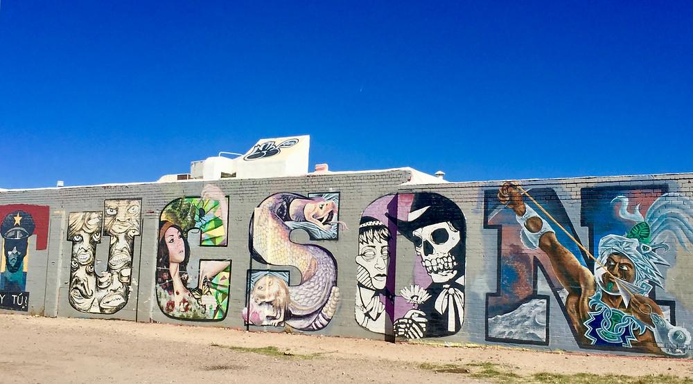 Tucson, art, graffiti