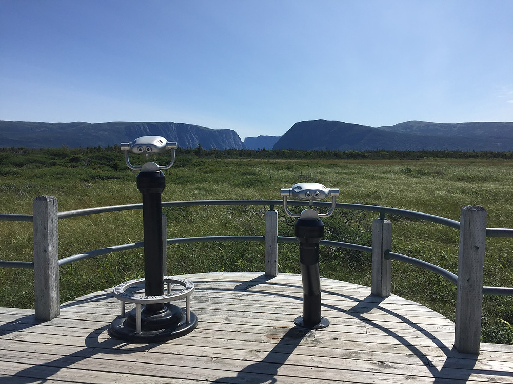 road trip, East Coast, Canada, summer, Newfoundland, Gros Morne, West Brook Pond