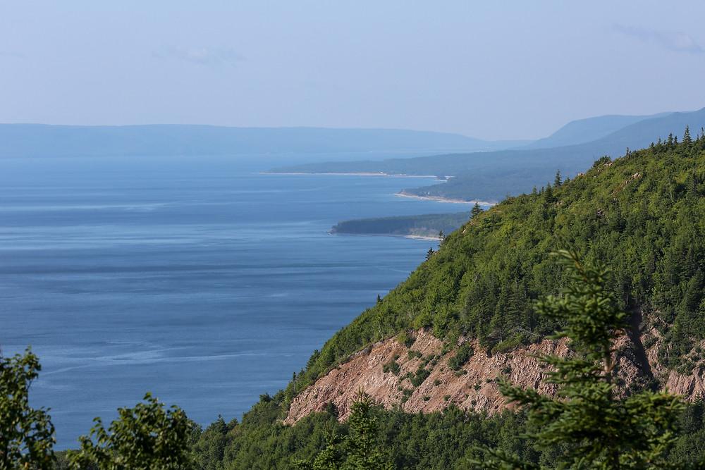 road trip, East Coast, Canada, summer, Cape Breton, Cabot trail