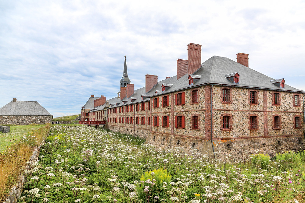 road trip, East Coast, Canada, summer, Louisbourg, history, Canada 150