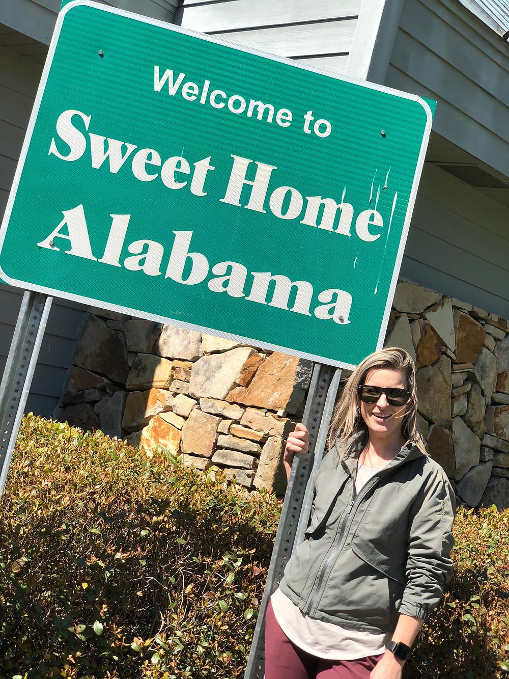 Alabama, road trip, travel