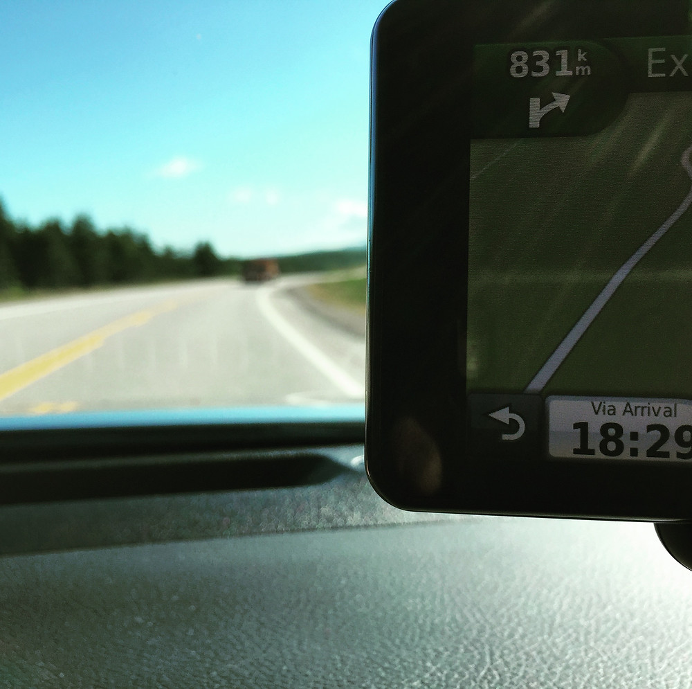 road trip, East Coast, Canada, summer, Newfoundland, Nissan, Rouge