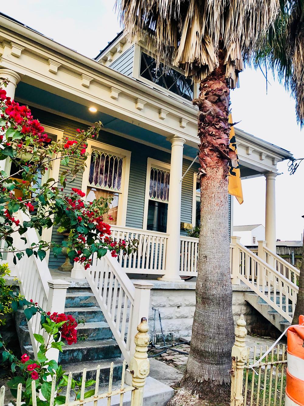 New Orleans, architecture, Lower Garden District
