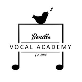 Bonilla Vocal Academy Logo