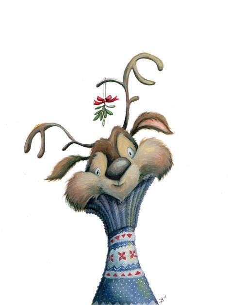 Reindeer Kisses