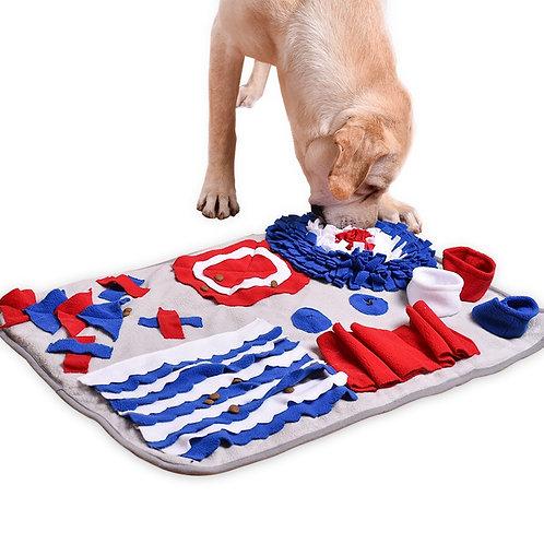 Training Snuffle Foraging Skill Puzzle Dog Toy