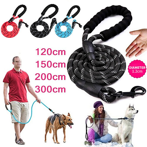 Durable Dog Leash - Strong Reflective Lead Rope