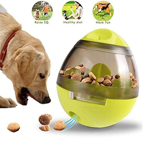 Interactive IQ Treat Ball Food Dispenser