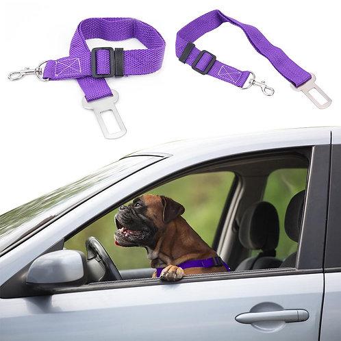 Adjustable Car Dog Safety Seatbelt