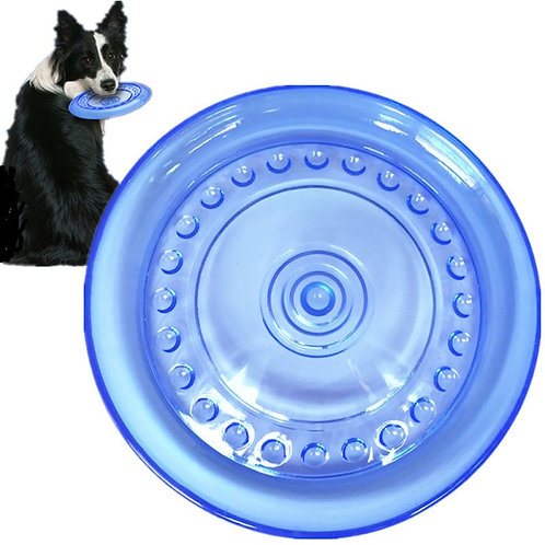 Flying Rubber Disc Toy