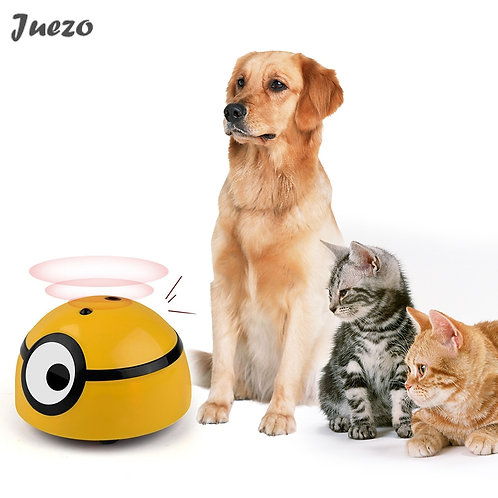 Intelligent Escaping Automatic Interactive Dog Toy