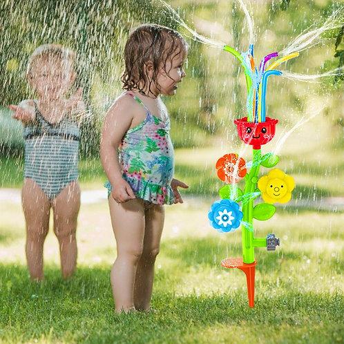 Flower Water Spray Toy